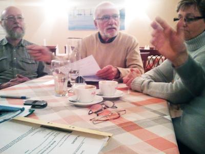 Bürgerstammtisch im November 2012